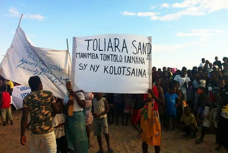 Land grabbing in Tulear: 5000 ha stolen by the Chinese?