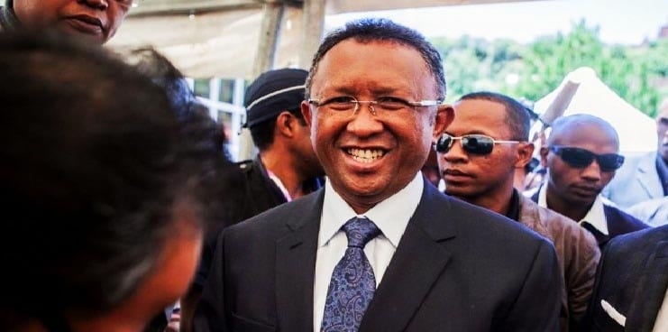 Paris Match interview: President Hery Rajaonarimampianina responds to accusations