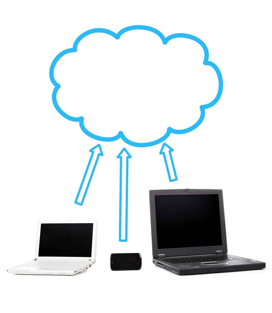 אחסון מידע ותוכן