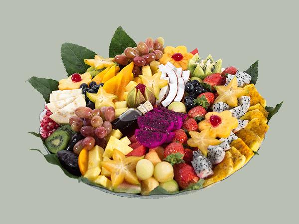 סלסלת פירות לאירועים ראשית