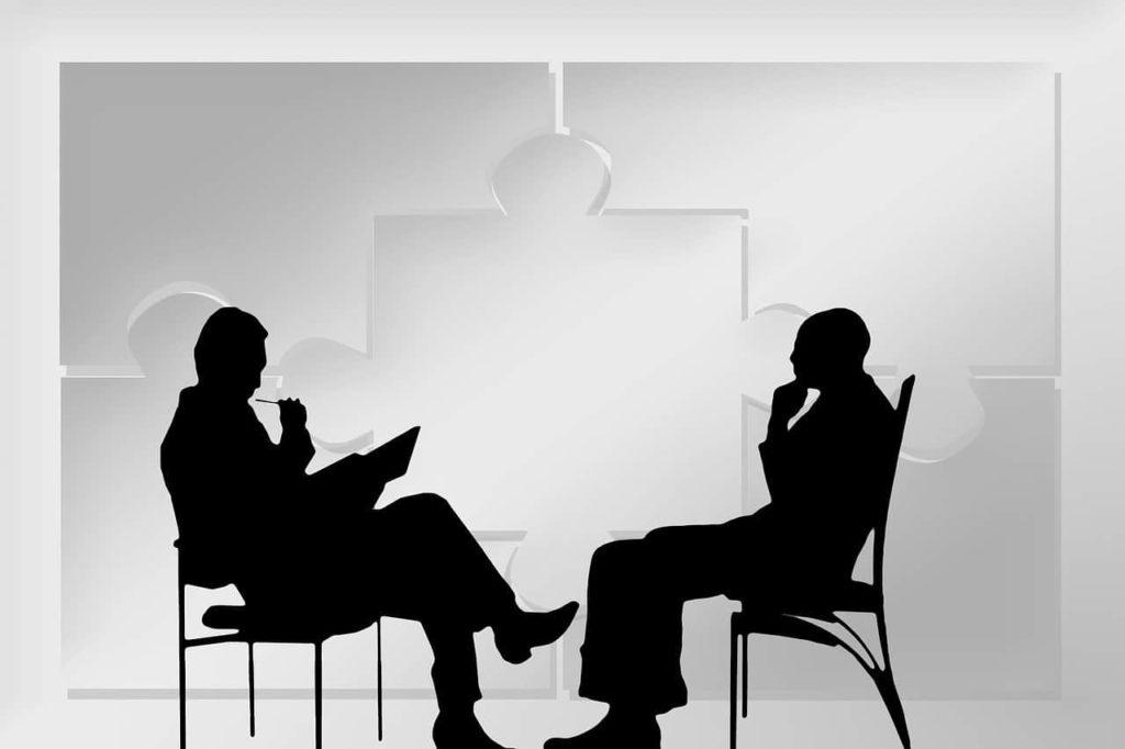פגישה אצל פסיכולוג