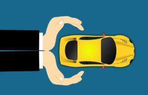 רכב צהוב