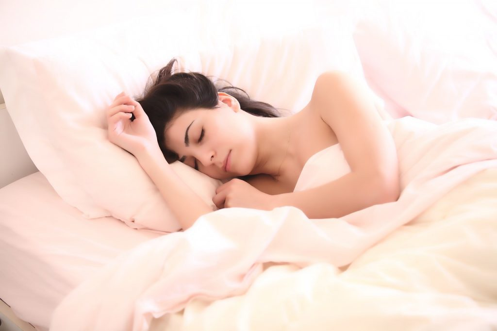 אישה ישנה