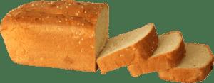 חתיכות של לחם