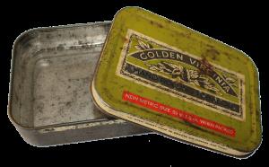 קופסא לאחסון סיגריות