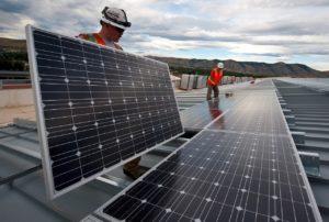 אנרגיה סולארית ראשית