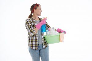 מנקה מקצועית