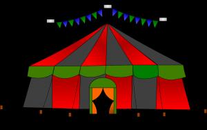 ציור של אוהל