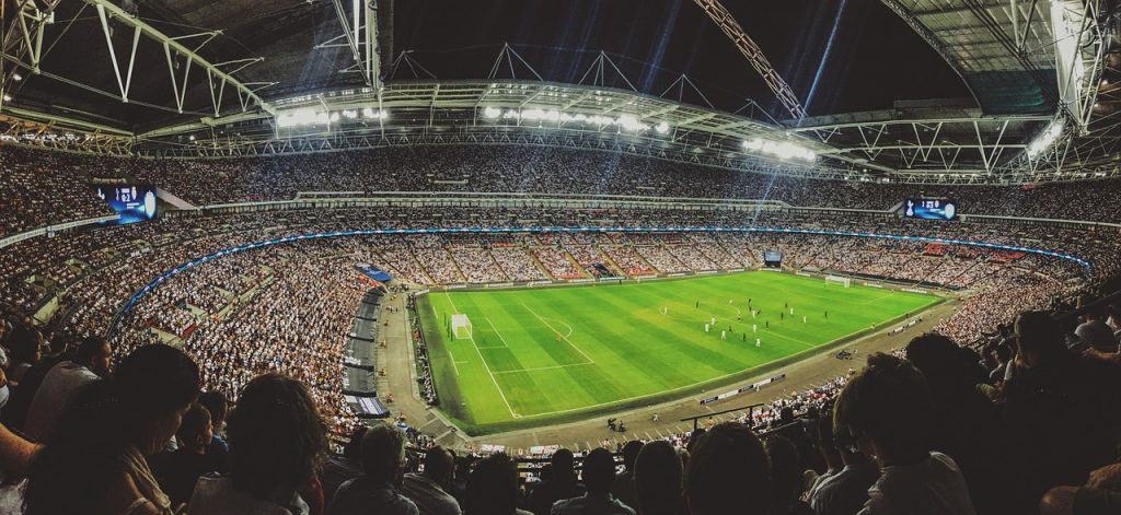 אצטדיון גדול