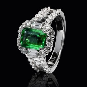 יהלום ירוק