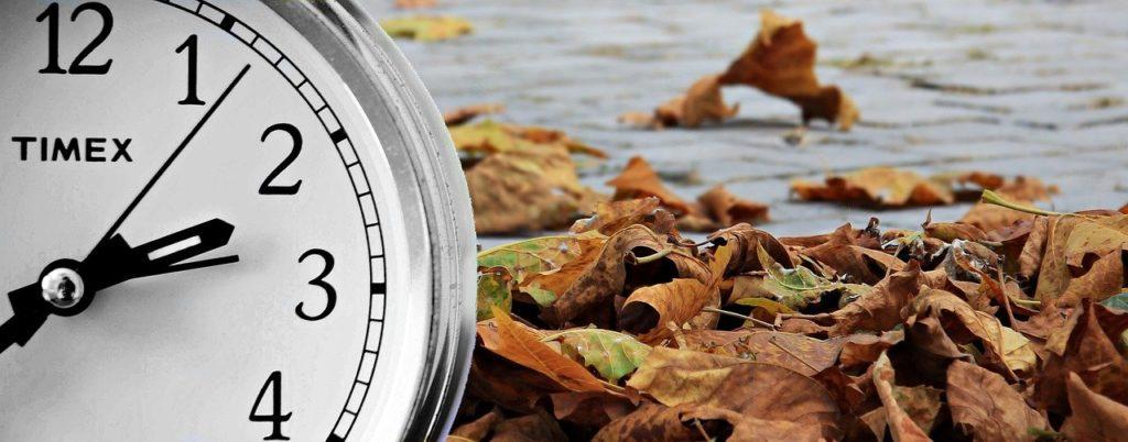שעון וים