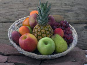 אננס תפוחים ועוד