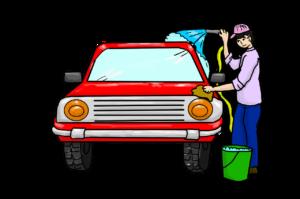 ניקוי רכב