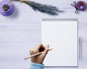 כתיבת מכתב