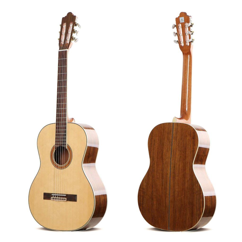 גיטרות מעץ מלא
